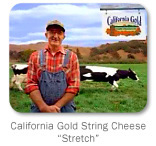 California Gold String Cheese